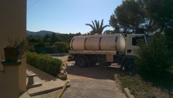 Transporte de Agua Potable a Domicilio